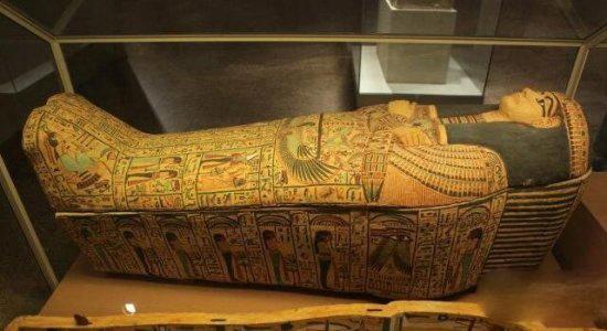 外星人木乃伊,难道外星人在古代就统治了埃及?